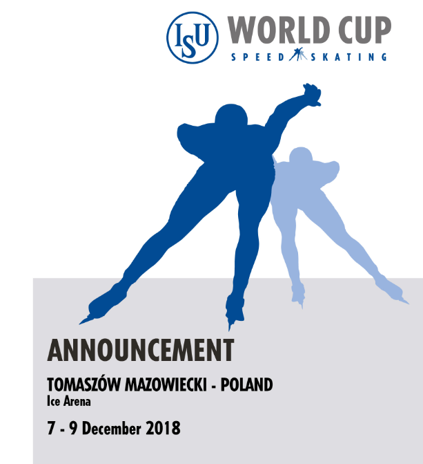 Announcement Tomaszow Mazowiecki