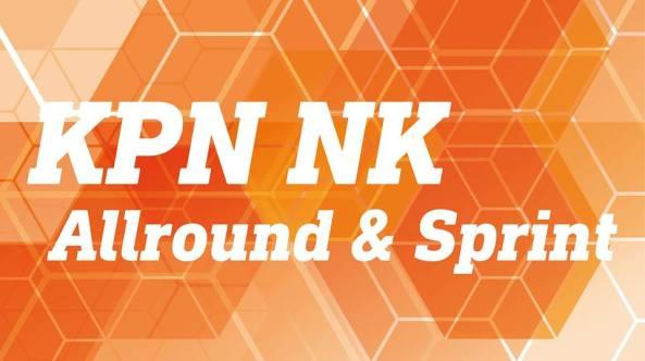kpn nk allround & sprint tekst