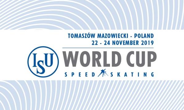 isu-speed-skating-world-cup-tomaszow-mazowiecki-2019
