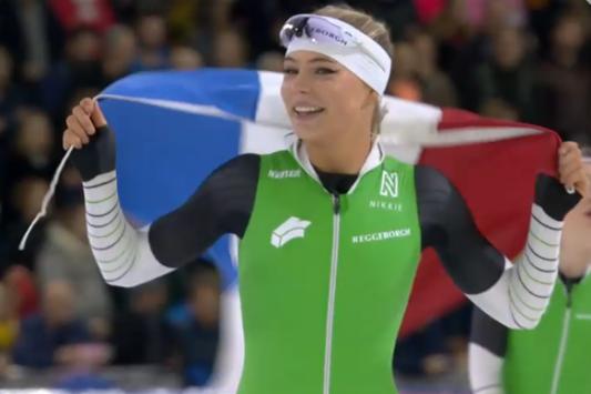 Jutta Leerdam NK 500m 2020