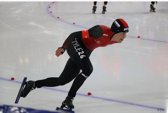 Letitia de Jong nk sprint 2020 actie