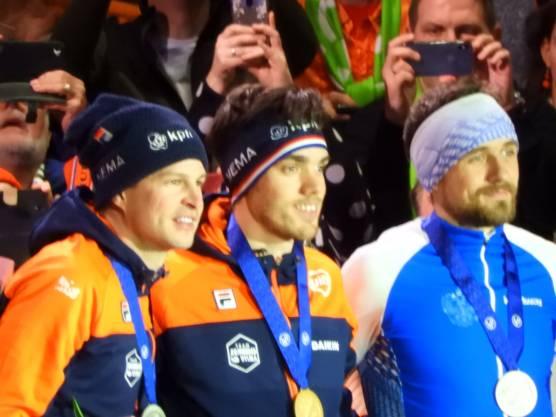 podium 5000m heren ek afstanden 2020 Ellen